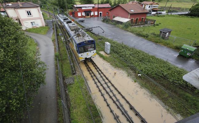 Las supresiones de trenes se disparan en julio y afectan a unos 300 cercanías