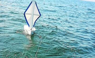 El bote que acerca Candás a Terranova