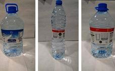 Retiran botellas de agua de la marca Eroski por contaminación