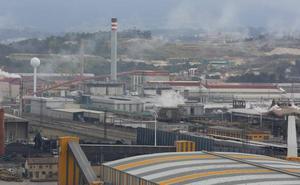 Fallece un trabajador en Asturiana de Zinc