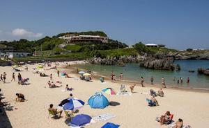 Cuatro playas de Asturias optan al título de la más accesible de España