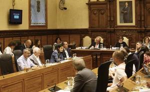 El Pleno no respalda el plan económico y financiero que debe aplicar Gijón