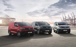 Nueva gama Toyota Proace