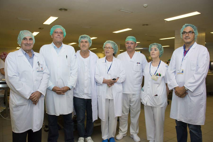 Los pacientes del HUCA tendrán dos menús a elegir y los niños, muchos más