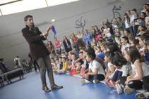 Espectáculo del mago Pelayo en La Florida, Oviedo