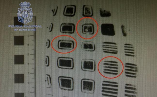 Las suelas de sus zapatos delatan a un ladrón con 80 detenciones en Mieres