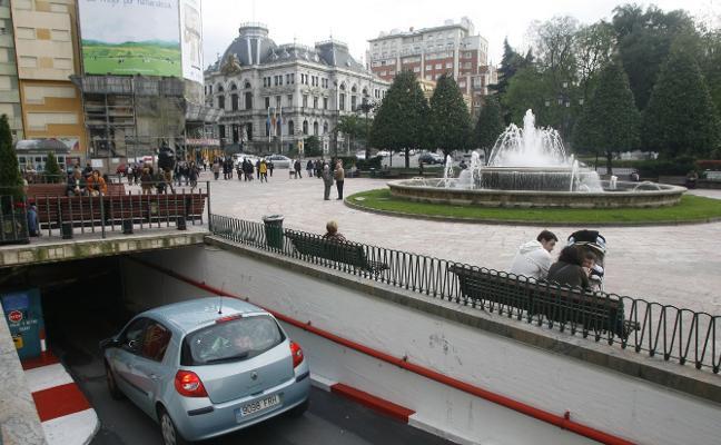 El nuevo plan de movilidad plantea la supresión del parking de La Escandalera