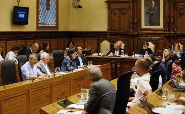 El gobierno de Foro aplicará su plan económico pese a no haber logrado el respaldo del Pleno