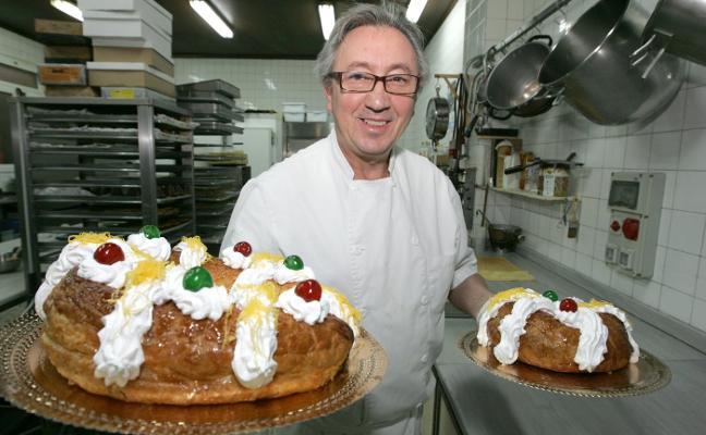 Adiós al maestro pastelero de La Fe