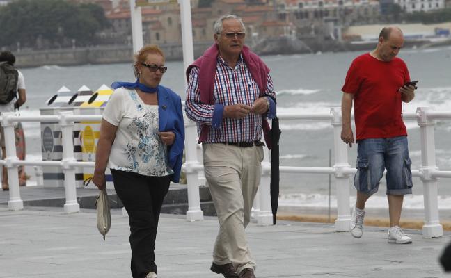 Al mal tiempo, buen paraguas