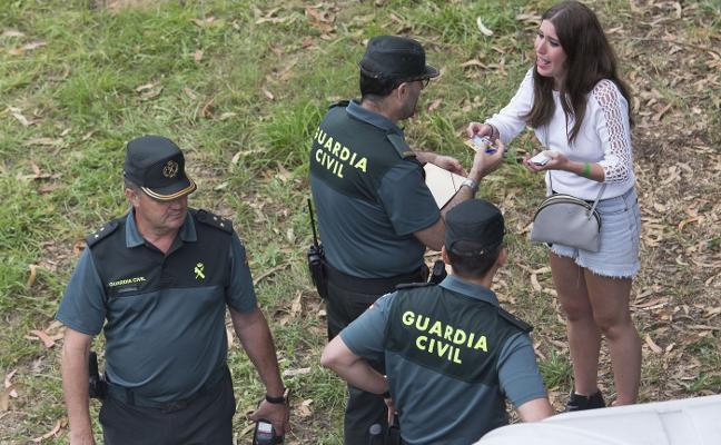 Doscientas personas velarán por la seguridad en la fiesta del Xiringüelu