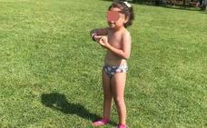 Expulsan a una niña avilesina con Síndrome Rett de las piscinas de Valencia de don Juan por usar un 'churro'