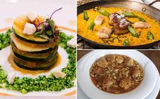 El mejor menú del Camino de Santiago