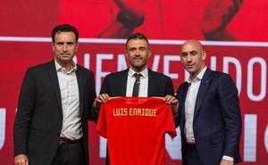 Luis Enrique: «Me considero gijonés, asturiano, español y también catalán»