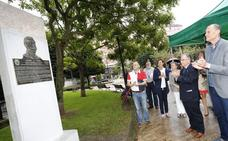 Gijón homenajea a Jesús Fernández Duro