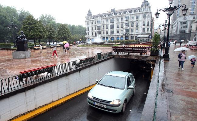 Masaveu recuerda que tiene la concesión del parking de La Escandalera hasta 2023