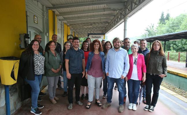 Podemos Asturias, Aragón y Cantabria reclama medidas contra la despoblación