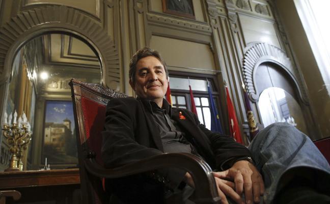 Luis García Montero: «Para todo hace falta dinero y la inversión en cultura es un reto»