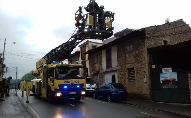 Alerta por una falsa alarma de incendio
