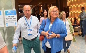Mercedes Fernández afirma que ha pactado con Sáenz de Santamaría la presencia de asturianos en su dirección si gana el congreso