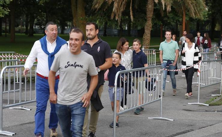 Dani Martín brilla en Gijón