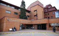 Dos detenidos por robar en el Hospital de Jove
