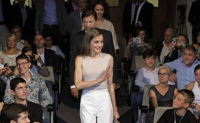 La reina Letizia presidirá la apertura de los cursos de música de la Fundación Princesa