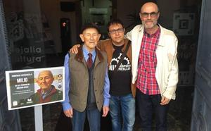 El abuelo centenario de Trasona