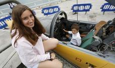 Pilotos por un día en Gijón