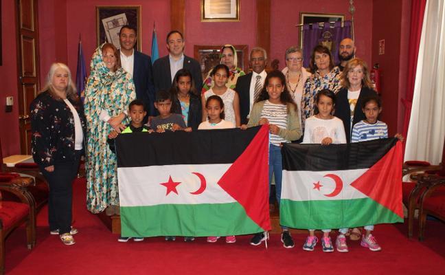 Villaviciosa se hermana con el municipio saharaui de Daira