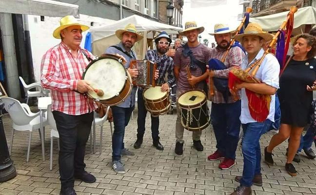 Las bandas del Festival de Gaites de Candás actúan esta noche