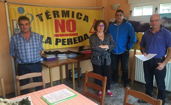 Denuncian ante el TSJA la incineración de residuos en la térmica de La Pereda