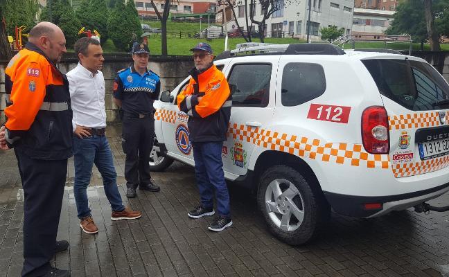 Protección Civil vuelve a tener vehículo después de seis años