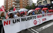 CC OO y UGT piden una investigación «exhaustiva» por la muerte del trabajador