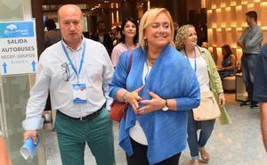 Mercedes Fernández rompe su neutralidad y anuncia su voto a Santamaría