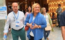 Mercedes Fernández había acordado con Santamaría incluir a Luis Venta en su comité ejecutivo