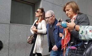Fernández Villa recibe el alta médica tras dos días ingresado en el HUCA