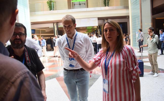 Reyes Hurlé y Pablo Álvarez-Pire, dos asturianos en la directiva del presidente