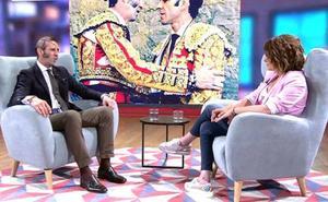 'Viva la vida' | Toñi Moreno cuestiona el toreo ante Juan José Padilla: «Ese animal está sufriendo. ¿Tú entiendes eso?»