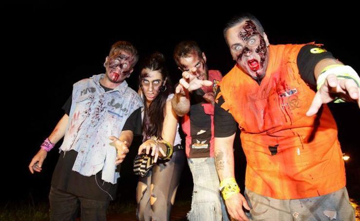 Cangas de Onís sobrevive a los zombis