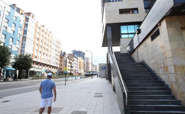 Una joven denuncia un intento de acoso sexual en Oviedo