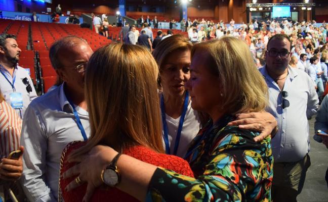 Mercedes Fernández: «La política no puede ser un refugio personal de nadie»