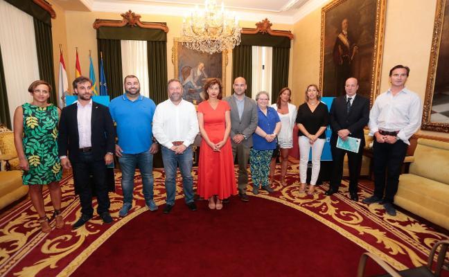 Rodrigo Cuevas inaugura seis días de «riqueza cultural» del Arcu Atlánticu