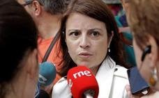 Adriana Lastra dice que «no hay adelanto electoral a la vista», sino «debilidad de la oposición»