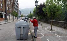 San Martín culmina este miércoles la instalación de los nuevos contenedores de basura