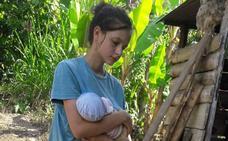 La joven ilicitana secuestrada en Perú se reencuentra con su padre