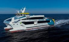 Un barco asturiano, la construcción naval más destacada de 2017
