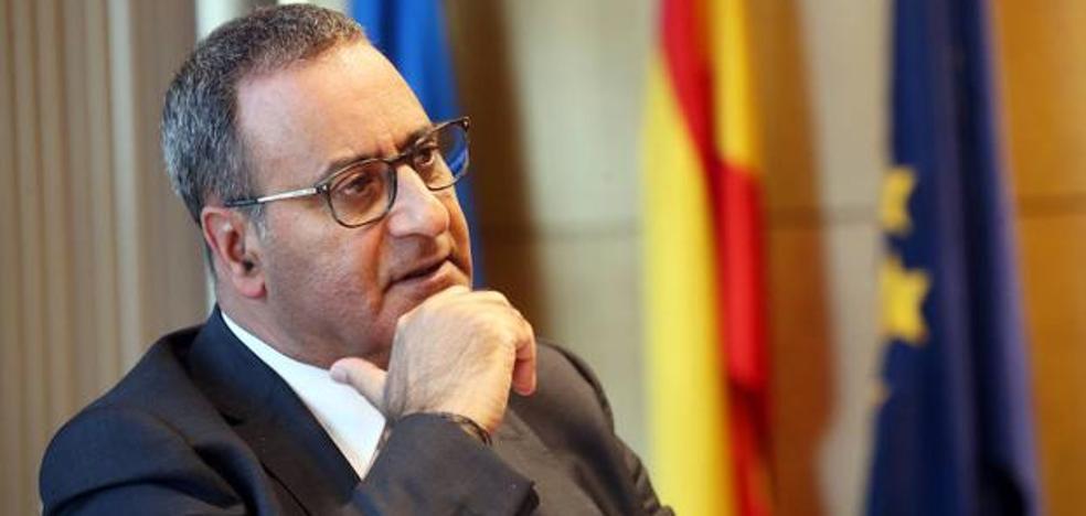 Lastra pide «diligencia» al Gobierno de España para completar la depuración de Gijón