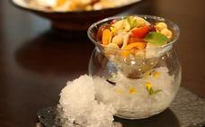 Ensalada de fabes y otros platos de legumbres para el verano