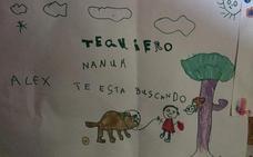 Buscando a 'Nanuk': la intensa campaña para encontrar a un perro perdido en Asturias